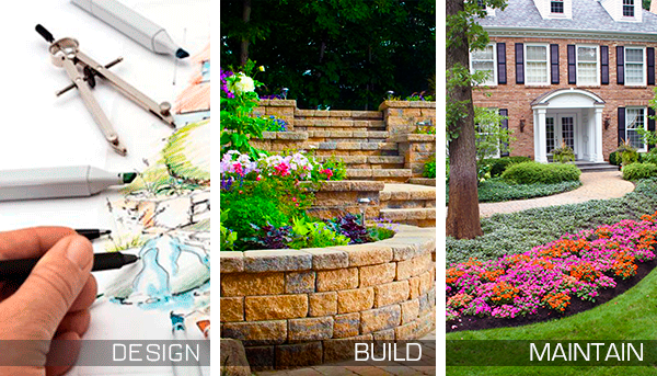 Oronato Landscaping design-build-maintain landscaping in Bergen County