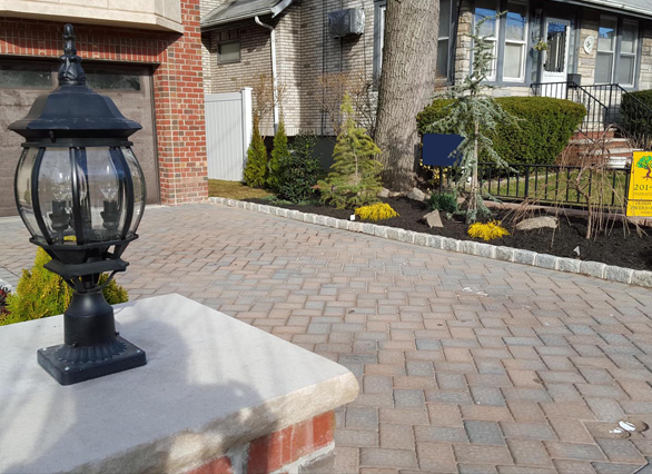paver driveways for Bergen County