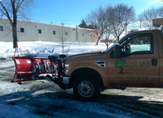 commercial snow removal in Bergen County NJ