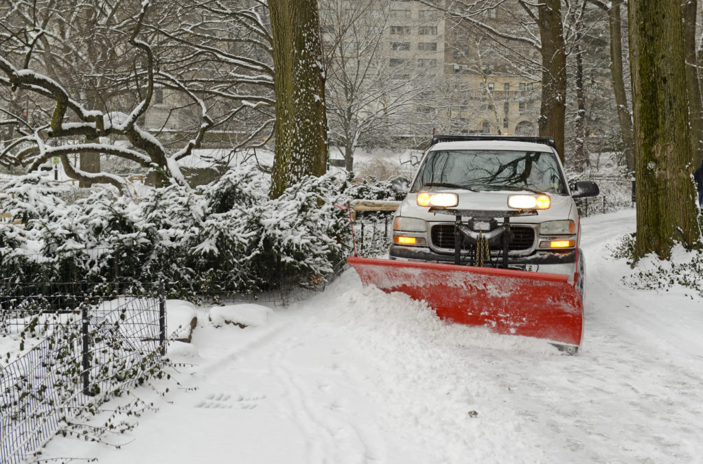 Commercial Snow removal in Bergen County