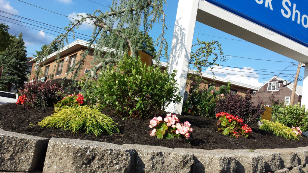 commercial landsacping and hardscaping in Bergen County NJ