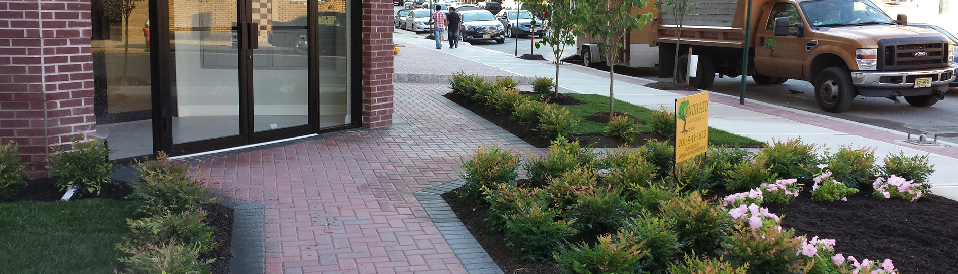 Commercial landscpaing for Bergen County NJ