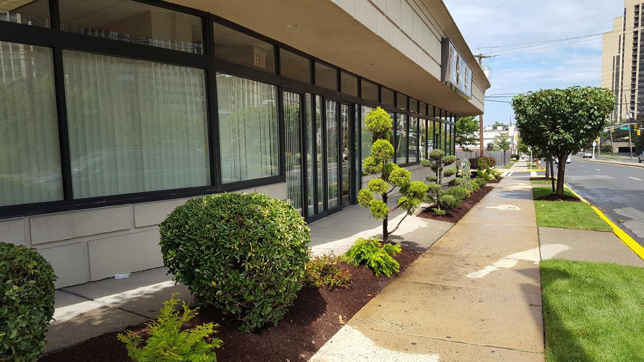 commercial landscaping in Fort Lee NJ